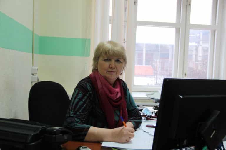 Любовь Васильевна главный специалист
