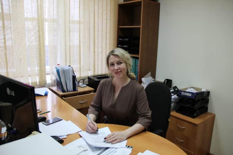 Корепанова Татьяна Валерьевна, главный бухгалтер