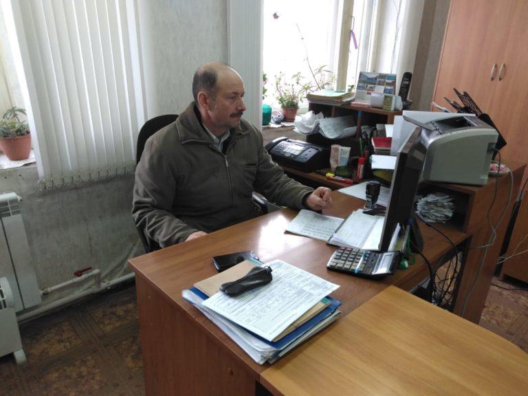 руководитель СП Можга Постников Иван Павлович